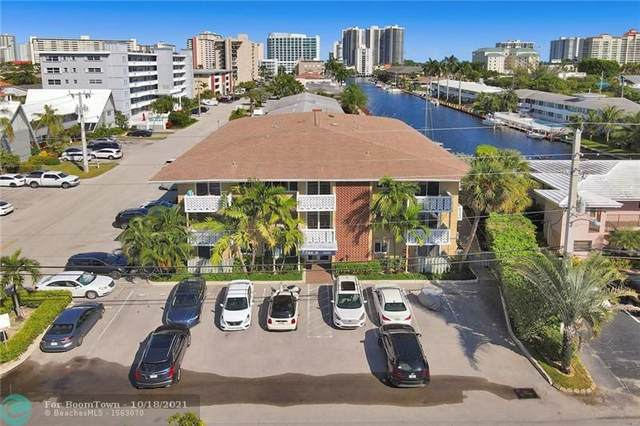 3220 Bayview Dr #115, Fort Lauderdale, FL 33306 (MLS #F10304705) :: Dalton Wade Real Estate Group