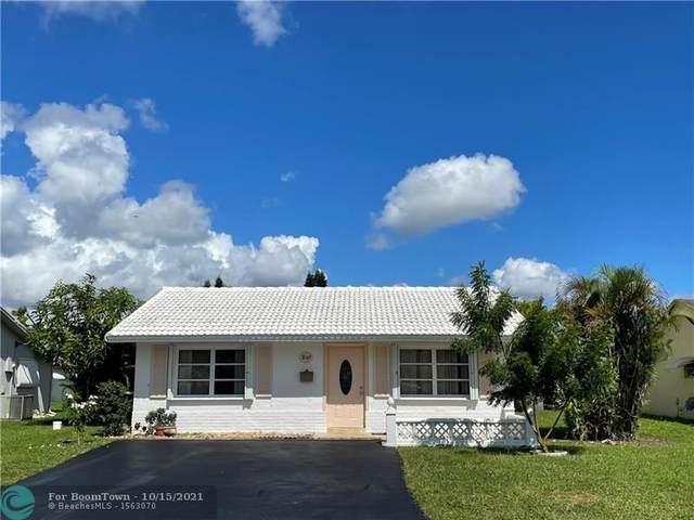 7205 NW 76th St, Tamarac, FL 33321 (#F10304706) :: Michael Kaufman Real Estate
