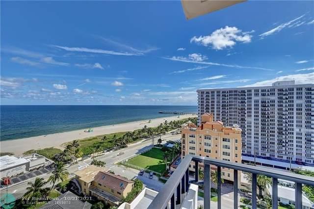 525 N Ocean Blvd #1617, Pompano Beach, FL 33062 (MLS #F10304719) :: The Mejia Group | LoKation Real Estate