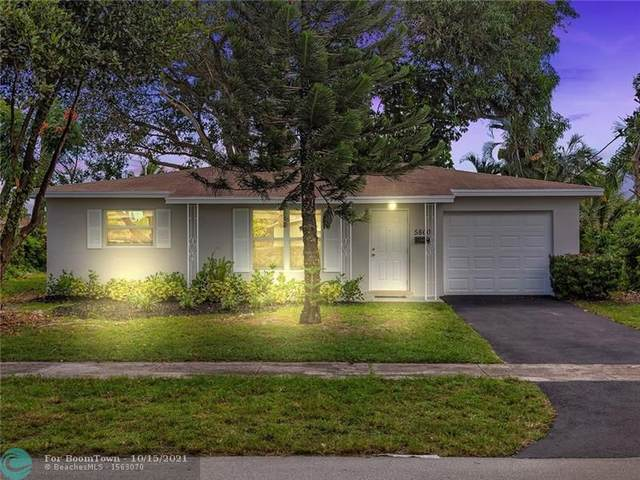 5860 NW 14th Place, Sunrise, FL 33313 (MLS #F10304720) :: Castelli Real Estate Services