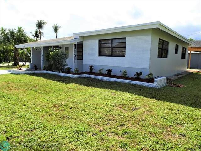4303 NW 5th Ave, Oakland Park, FL 33309 (MLS #F10304739) :: Green Realty Properties