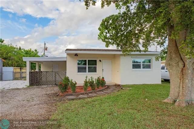 6505 SW 22nd St, Miramar, FL 33023 (MLS #F10304748) :: The Mejia Group | LoKation Real Estate