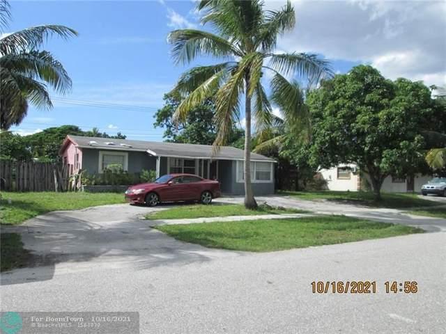 2911 NE 1st Ave, Pompano Beach, FL 33064 (MLS #F10304760) :: GK Realty Group LLC