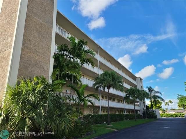 4650 Washington St #104, Hollywood, FL 33021 (MLS #F10304770) :: Castelli Real Estate Services