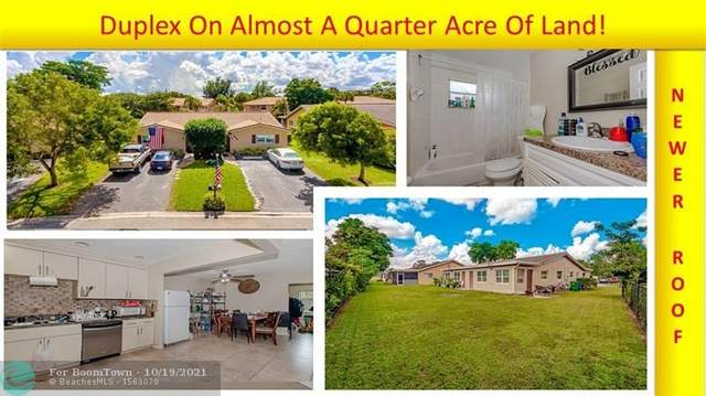 8424 NW 23rd Mnr, Coral Springs, FL 33065 (MLS #F10304821) :: The Mejia Group | LoKation Real Estate