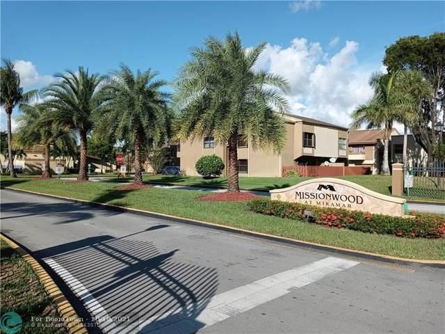 3033 E Missionwood Cir B-59, Miramar, FL 33025 (MLS #F10304823) :: The Mejia Group | LoKation Real Estate