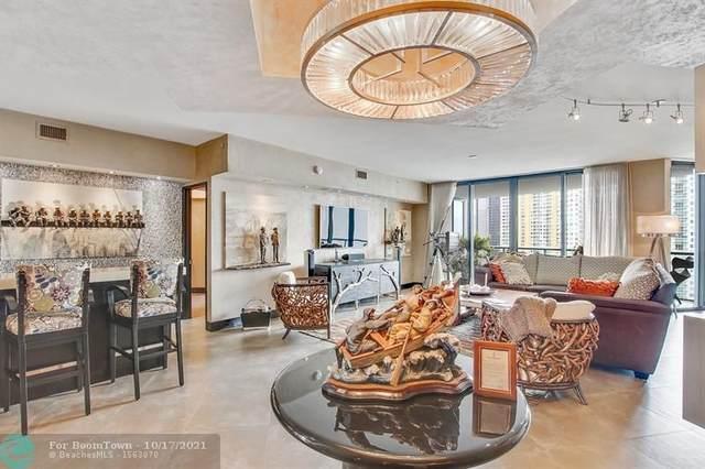 333 Las Olas Way #2105, Fort Lauderdale, FL 33301 (MLS #F10304836) :: Castelli Real Estate Services