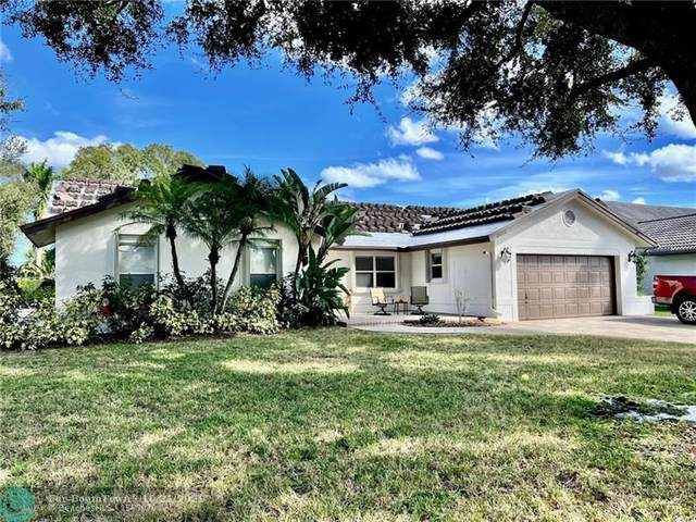 5683 NW 88th Ln, Coral Springs, FL 33067 (MLS #F10304855) :: The Mejia Group | LoKation Real Estate