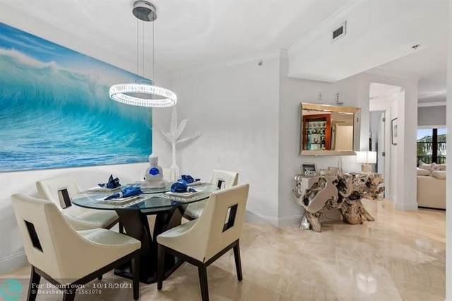 2501 N Ocean Blvd #451, Fort Lauderdale, FL 33305 (MLS #F10304863) :: The Jack Coden Group