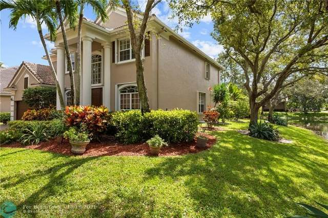 10370 NW 60th Pl, Parkland, FL 33076 (MLS #F10304865) :: THE BANNON GROUP at RE/MAX CONSULTANTS REALTY I
