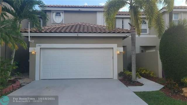 11742 NW 57th Street #11742, Coral Springs, FL 33076 (MLS #F10304866) :: The Mejia Group | LoKation Real Estate