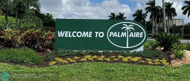 2950 N Palm Aire Dr #207, Pompano Beach, FL 33069 (MLS #F10304871) :: Castelli Real Estate Services