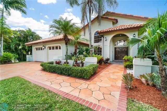 12240 Tara Drive, Plantation, FL 33325 (#F10304881) :: Posh Properties