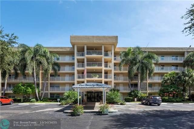 804 Cypress Grove Ln #302, Pompano Beach, FL 33069 (MLS #F10304911) :: Castelli Real Estate Services