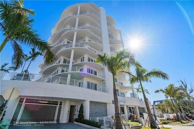 612 Bayshore #402, Fort Lauderdale, FL 33304 (MLS #F10304922) :: The DJ & Lindsey Team