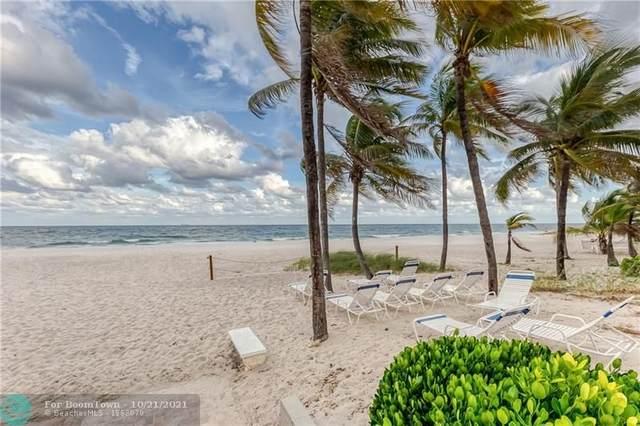 1000 S Ocean Blvd 14F, Pompano Beach, FL 33062 (#F10304931) :: Posh Properties