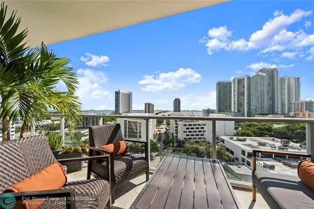 3470 E Coast Ave H1013, Miami, FL 33137 (#F10304933) :: DO Homes Group