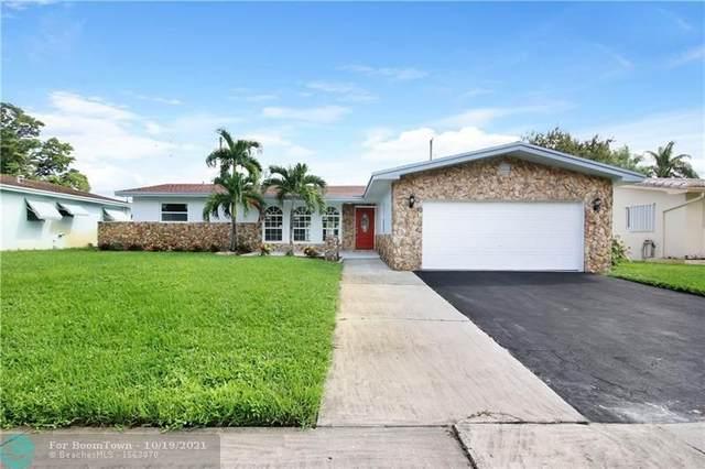 811 N Rainbow Dr, Hollywood, FL 33021 (#F10304944) :: Baron Real Estate