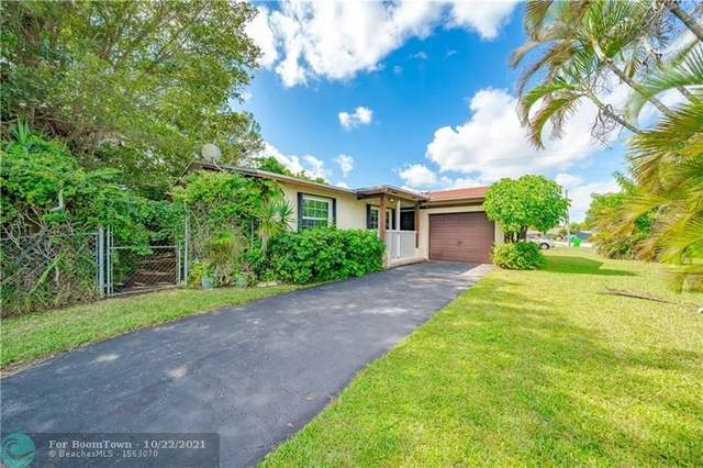 9806 NW 26th St, Sunrise, FL 33322 (MLS #F10304987) :: Green Realty Properties