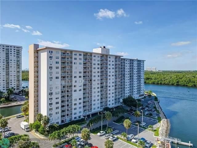 400 Kings Point Drive #830, Sunny Isles Beach, FL 33160 (MLS #F10304990) :: The DJ & Lindsey Team