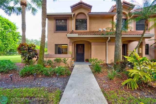 10761 NW 14th St #287, Plantation, FL 33322 (#F10304991) :: Posh Properties