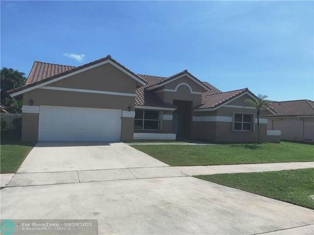401 NW 162nd Ave, Pembroke Pines, FL 33028 (MLS #F10305004) :: Berkshire Hathaway HomeServices EWM Realty