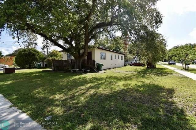 6151 SW 35th St, Miramar, FL 33023 (MLS #F10305012) :: Green Realty Properties