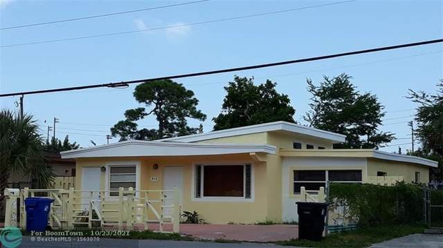 910 NW 17th Ave, Fort Lauderdale, FL 33311 (MLS #F10305028) :: Green Realty Properties