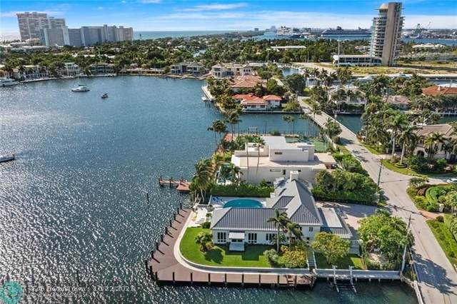 1400 W Lake Dr, Fort Lauderdale, FL 33316 (MLS #F10305051) :: Green Realty Properties