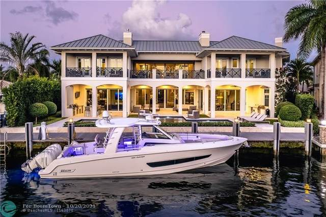 3211 NE 27th Ave, Lighthouse Point, FL 33064 (MLS #F10305061) :: The Mejia Group | LoKation Real Estate