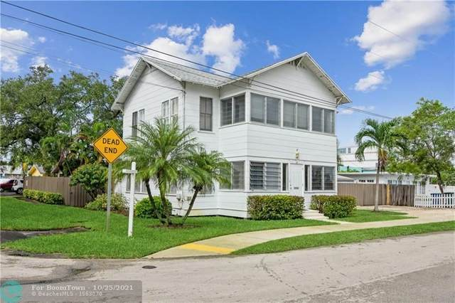 21 Charley Ave, Fort Lauderdale, FL 33312 (MLS #F10305065) :: The Paiz Group