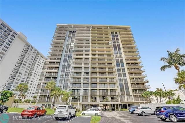 3031 N Ocean Blvd #404, Fort Lauderdale, FL 33308 (MLS #F10305080) :: The DJ & Lindsey Team