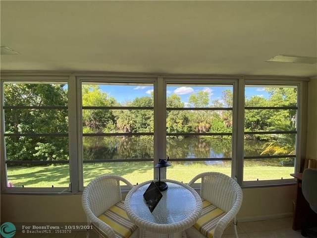 271 Durham G #271, Deerfield Beach, FL 33442 (MLS #F10305083) :: Berkshire Hathaway HomeServices EWM Realty