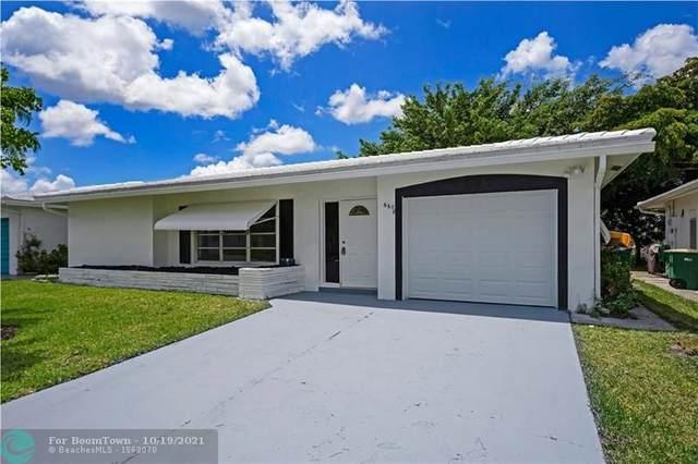 6608 NW 70th St, Tamarac, FL 33321 (MLS #F10305085) :: Castelli Real Estate Services