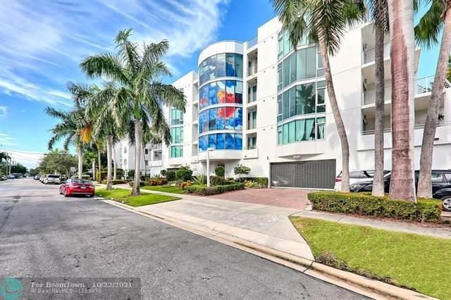 301 Hendricks Isle #6, Fort Lauderdale, FL 33301 (MLS #F10305100) :: Green Realty Properties