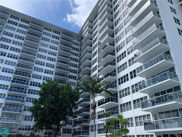 3300 NE 36th St #920, Fort Lauderdale, FL 33308 (MLS #F10305105) :: Dalton Wade Real Estate Group