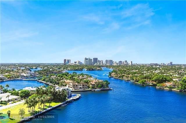 3055 Harbor Dr #1802, Fort Lauderdale, FL 33316 (MLS #F10305135) :: The Mejia Group   LoKation Real Estate