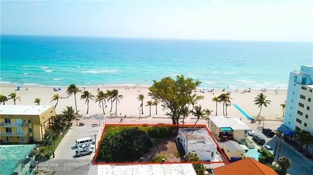 511 S Surf Rd, Hollywood, FL 33019 (MLS #F10305193) :: The DJ & Lindsey Team
