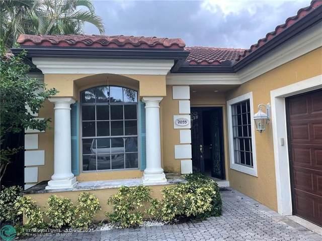 2055 Regents Blvd, West Palm Beach, FL 33409 (#F10305221) :: Dalton Wade