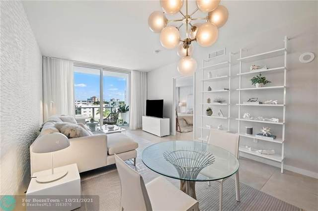 401 N Birch Rd #609, Fort Lauderdale, FL 33304 (MLS #F10305272) :: The Mejia Group   LoKation Real Estate