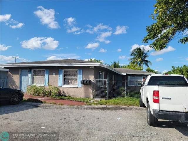 1471 NW 19th St, Fort Lauderdale, FL 33311 (#F10305284) :: Dalton Wade