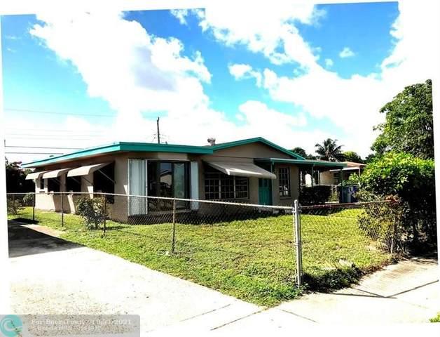 632 NW 20th St, Pompano Beach, FL 33060 (#F10305293) :: Posh Properties