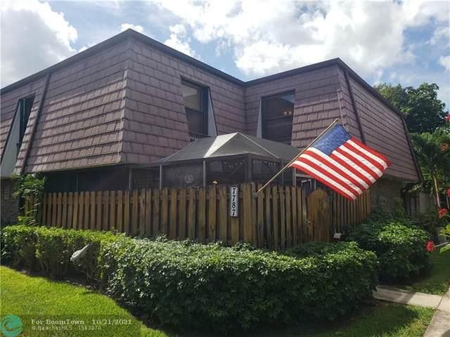 7787 Courtyard Run #185, Boca Raton, FL 33433 (#F10305297) :: Baron Real Estate