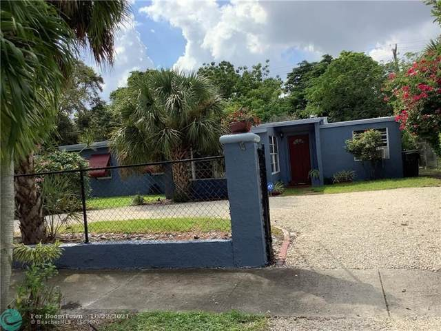 1632 NW 11th St, Fort Lauderdale, FL 33311 (MLS #F10305300) :: Green Realty Properties