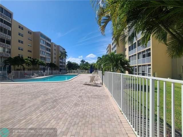619 NE 14th Ave #605, Hallandale Beach, FL 33009 (#F10305303) :: Dalton Wade