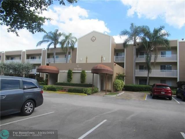 7406 N Devon Dr #108, Tamarac, FL 33321 (MLS #F10305312) :: The Mejia Group | LoKation Real Estate