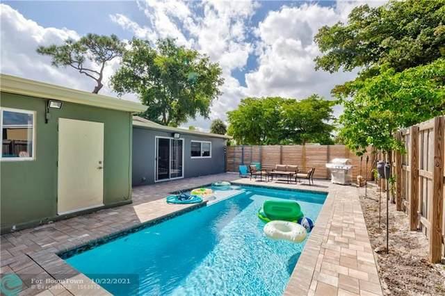 3070 NE 12th Ter, Pompano Beach, FL 33064 (#F10305315) :: Posh Properties