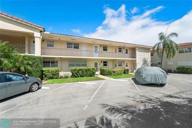 2164 NE 36th St #59, Lighthouse Point, FL 33064 (MLS #F10305320) :: Dalton Wade Real Estate Group