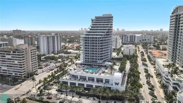 3101 Bayshore Dr #1706, Fort Lauderdale, FL 33304 (MLS #F10305332) :: Green Realty Properties