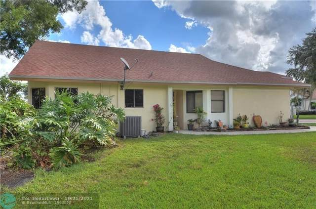516 Marill Ter, North Lauderdale, FL 33068 (MLS #F10305337) :: The Mejia Group | LoKation Real Estate